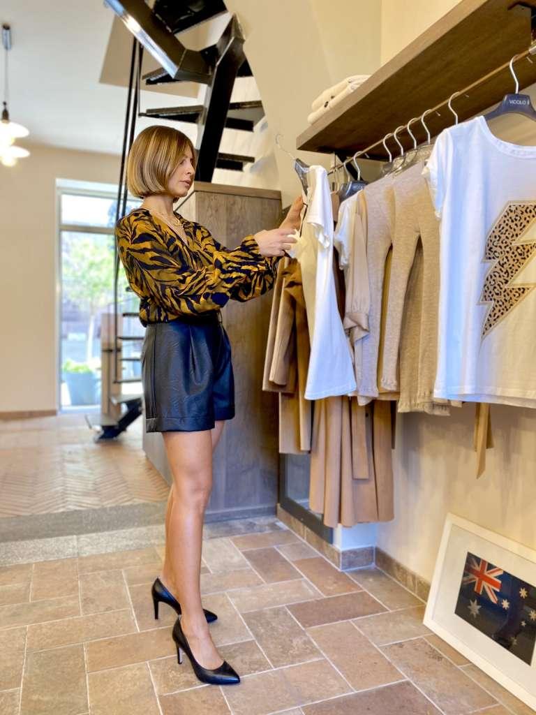 Ricerca e shopping di nuovi outfit in sardegna